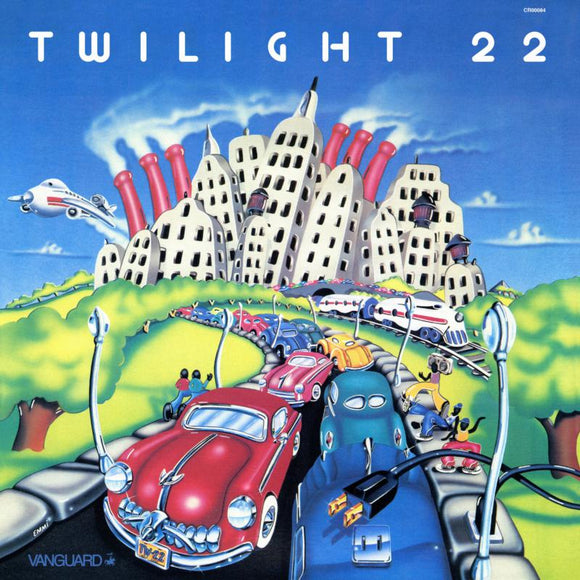 Twilight 22 - Twilight 22 LP