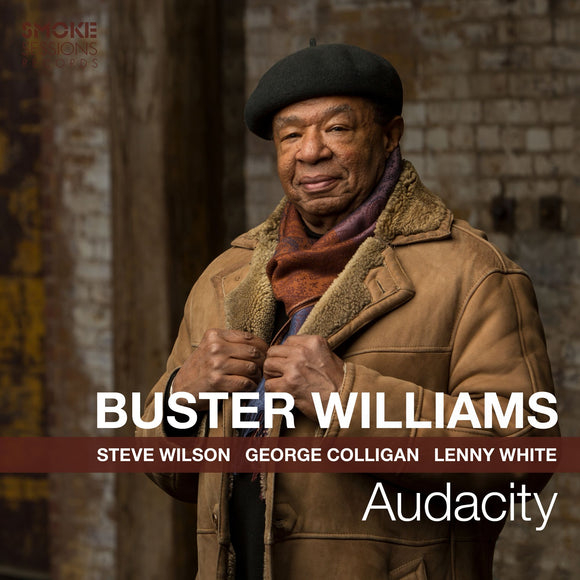 Williams Buster - Audacity LP