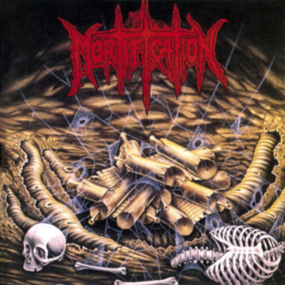 Mortification - Scrolls Of The Megilloth - LP