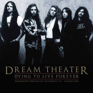 Dream Theater - Dying To Live Forever - Milwaukee 1993 Vol. 1 2xLP
