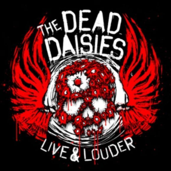 Dead Daisies, The - Live & Louder (2lp,cd, 7 Ltd Box)) LP SET