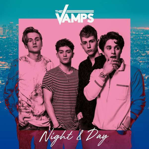 The Vamps - Night & Day LP