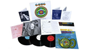 Gong - Radio Gnome Invisible Trilogy LP