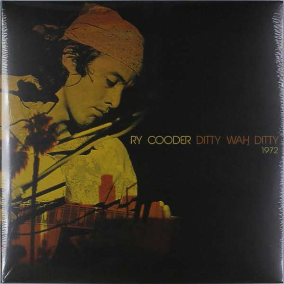Ry Cooder - Ditty Wah Ditty 2xLP