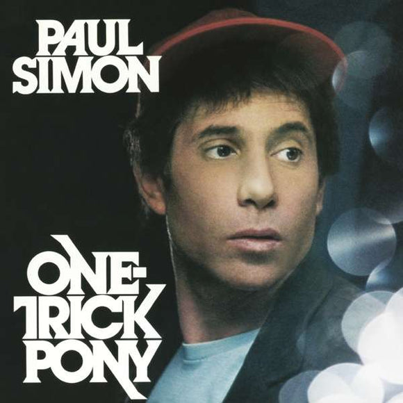 Simon, Paul - One Trick Pony - LP
