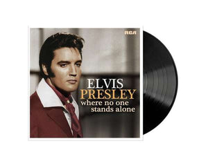 Presley, Elvis - Where No One Stands Alone - LP