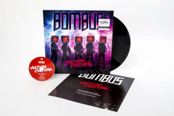 Bombus Vulture Culture LP