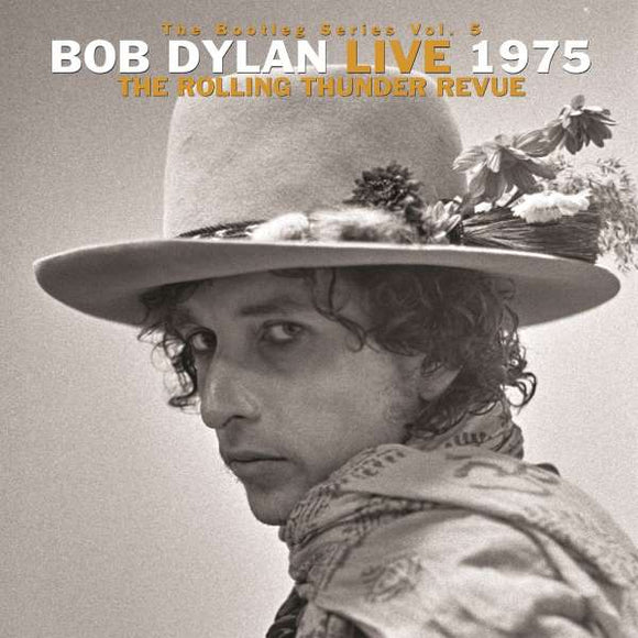 Dylan, Bob - The Bootleg Series Vol. 5: Bob Dylan Live 1975, Th LP
