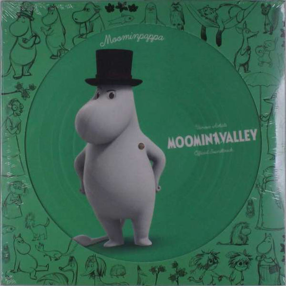 Various - Moominvalley (official Soundtrack) Picture disc LP