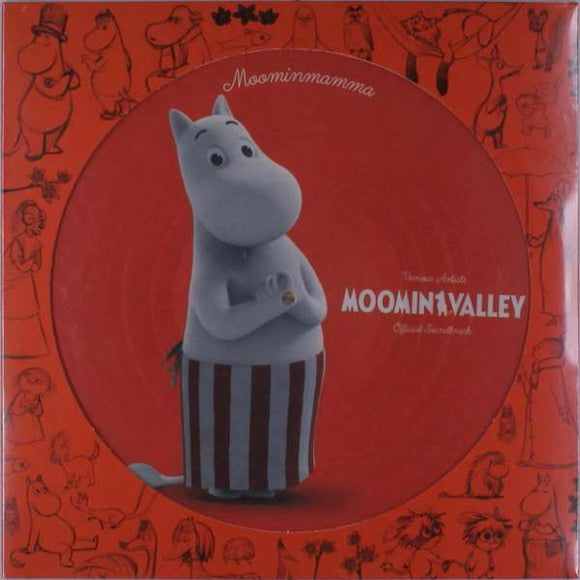 Various - Moominvalley (official Soundtrack) LP
