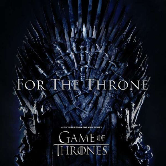 Various - For The Throne (music Inspired By The Hbo Series G LP