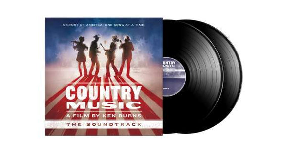 Various - Country Music - A Film By Ken Burns (the Soundtrac LP