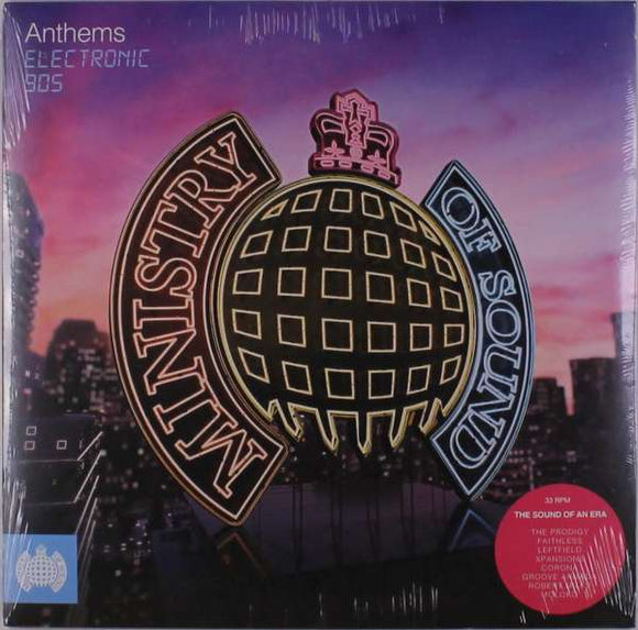Various - Anthems: Electronic 90s LP