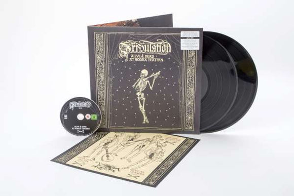 Tribulation Alive & Dead At Sodra Teatern LP
