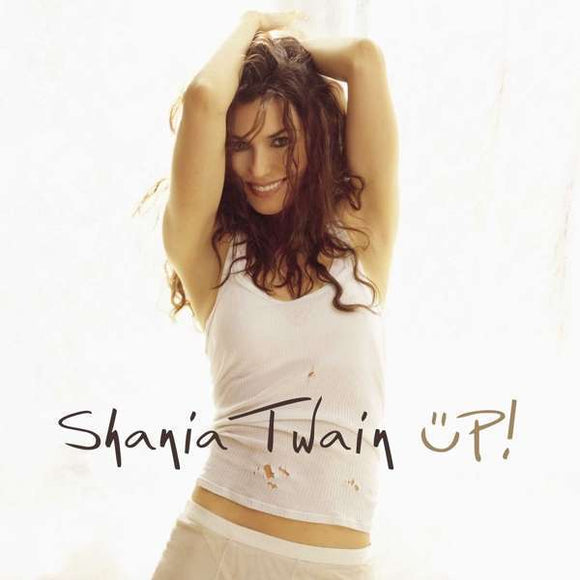 Shania Twain - Up! (Red Vinyl)  LP