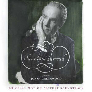 Jonny Greenwood - Phantom Thread (original Motio LP