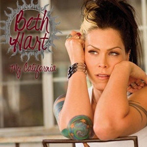 Beth Hart - My California [lp Re-issue] LP