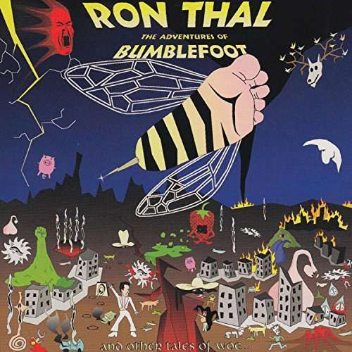 Thal,ron - Adventures Of Bumblefoot,the LP