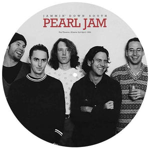 "Pearl Jam Jammin Down South Fox Theatre, Atlanta, 1994 NEW 12"" Picture Disc"