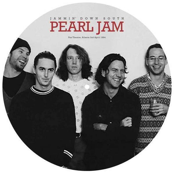 Pearl Jam Jammin Down South Fox Theatre, Atlanta, 1994 NEW 12