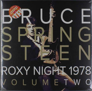Bruce Springsteen - 1978 Roxy Night Vol 2 2xLP