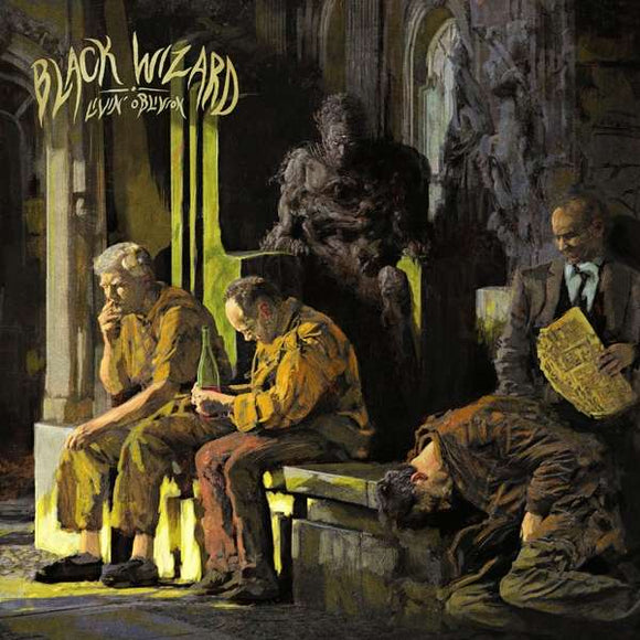Black Wizard - Livin Oblivion - LP