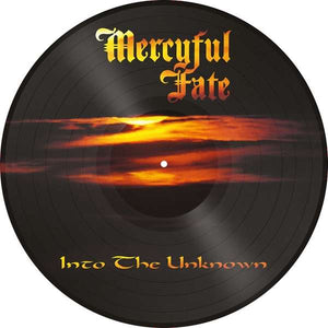 Mercyful Fate - Into The Unknown (picture disc) - LP