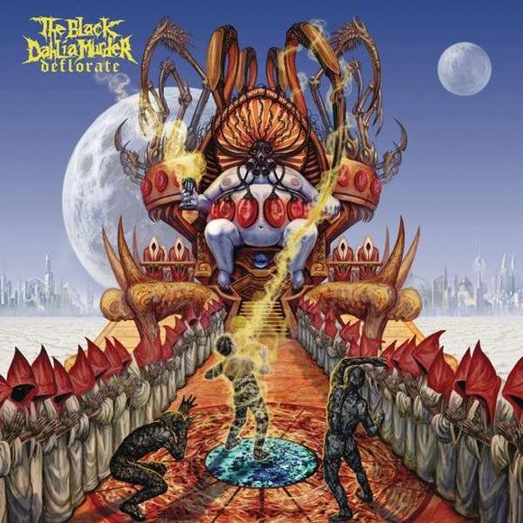 The Black Dahlia Murder Deflorate LP