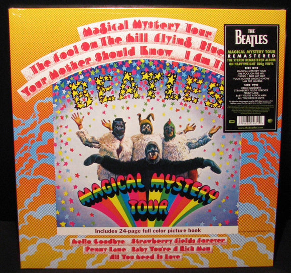 The Beatles - Magical Mystery Tour (Remastered Stereo) LP