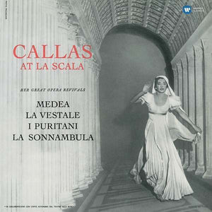 Maria Callas - Callas At La Scala (lp) LP