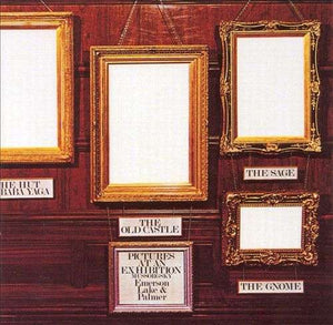 Emerson, Lake & Palmer - Pictures At An Exhibition - LP VINYL