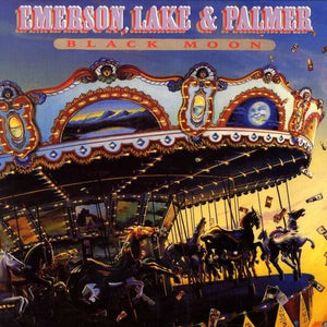 Emerson, Lake & Palmer - Black Moon - LP VINYL