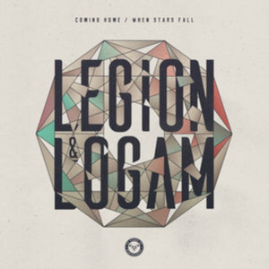Legion & Logam - Coming Home / When Stars Fall NEW 12""
