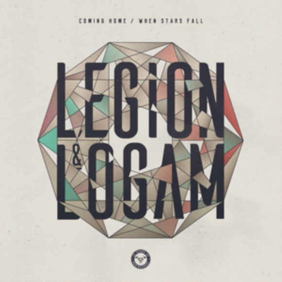 Legion & Logam - Coming Home / When Stars Fall NEW 12