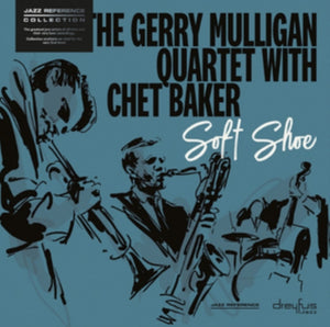 The Gerry Mulligan Quartet - Soft Shoe - LP VINYL