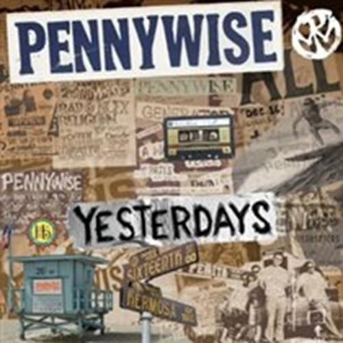 Pennywise - Yesterdays LP