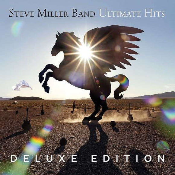 Steve Miller Band - Ultimate Hits LP