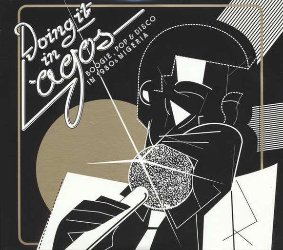 Various - Doing It In Lagos: Boogie  Pop LP
