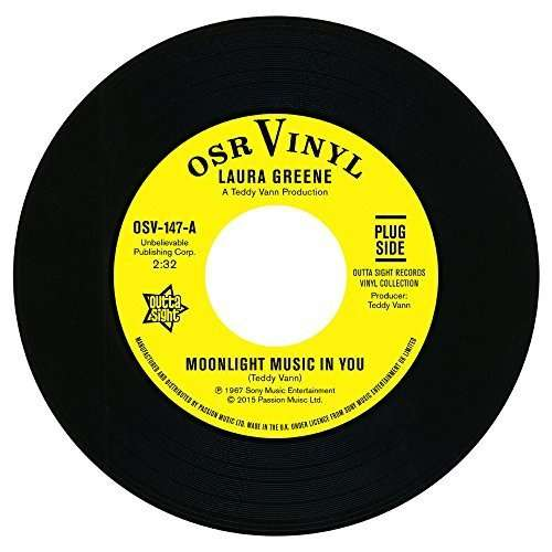 Greene,laura Peggy March - Moonlight Music And You / If Y - 7
