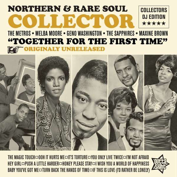 Various Northern & Rare Soul Collector LP