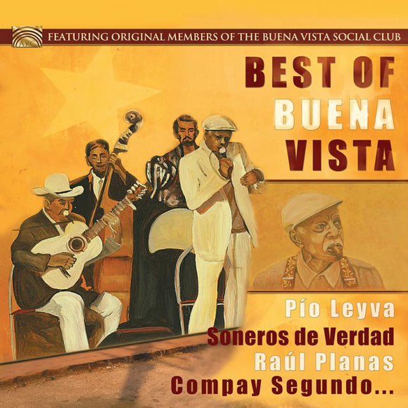 Various Artists - Best Of Buena Vista LP
