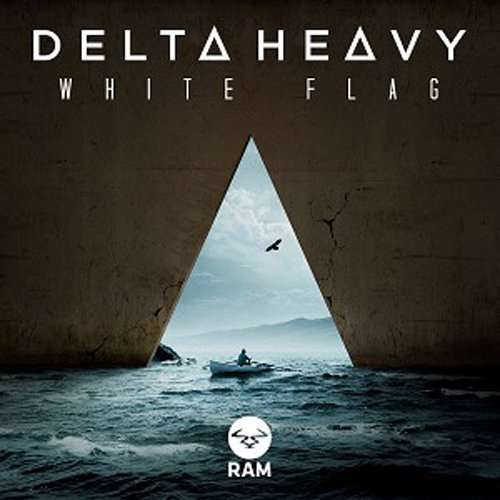 Delta Heavy - White Flag Vip / Arcadia - 12 INCH SINGLE