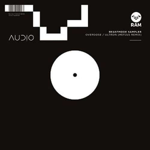 Audio - Beastmode Sampler - 12 INCH SINGLE