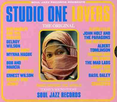 Various Artists - Studio One Lovers - 12