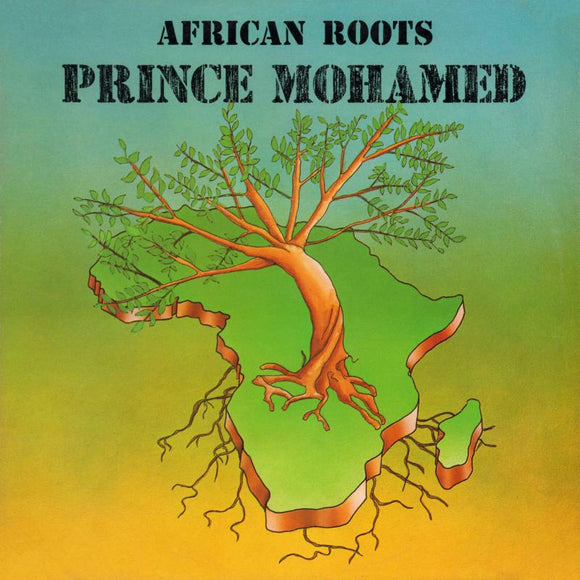Prince Mohamed - African Roots (rsd 2019) LP