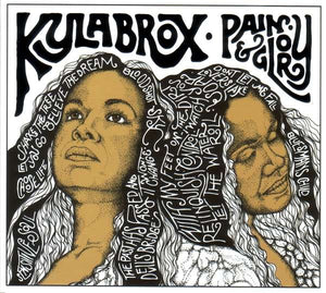 Kyla Brox - Pain & Glory - LP