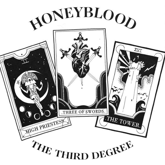 Honeyblood - Third Degree / Shes A Nightma NEW 12