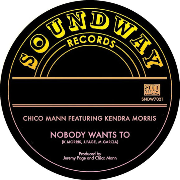 Mann Chico - Nobody Wants To 7