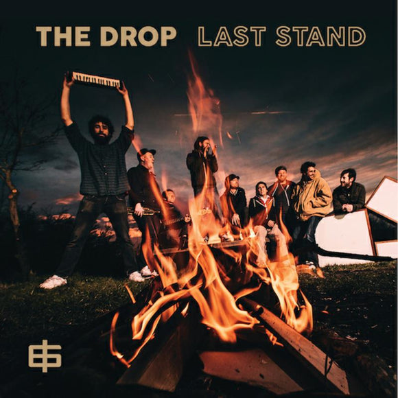 Drop The - Last Stand LP