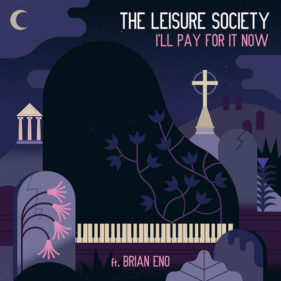 Leisure Society The Feat Brian - Ill Pay For It Now (rsd 2019) 7
